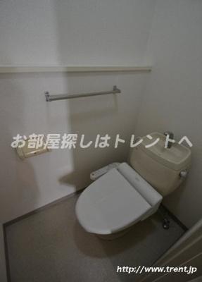 【トイレ】西戸山タワーホウムズノースタワー