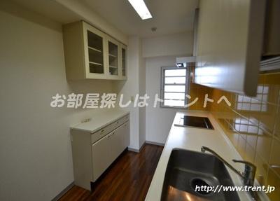 【キッチン】西戸山タワーホウムズノースタワー