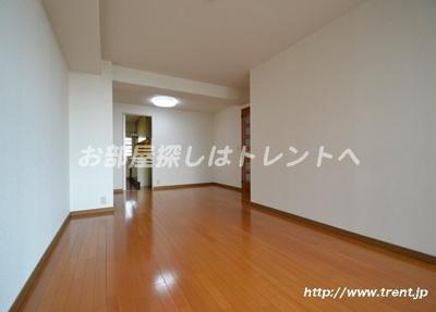 【居間・リビング】西戸山タワーホウムズノースタワー
