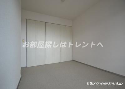 【寝室】西戸山タワーホウムズノースタワー
