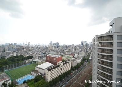【展望】西戸山タワーホウムズノースタワー