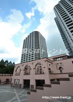 【外観】西戸山タワーホウムズノースタワー