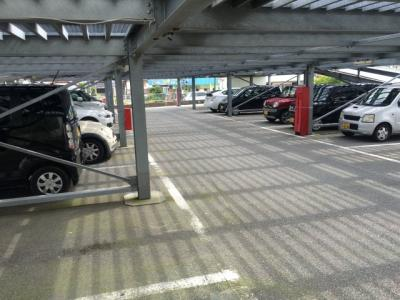 【駐車場】柏原センタービル