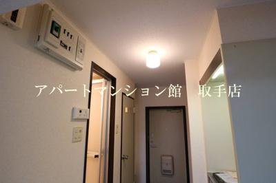 【玄関】TNサニーハイツ