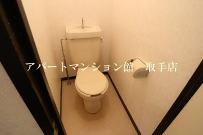【トイレ】TNサニーハイツ