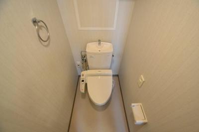 【トイレ】ウェルブ六甲道3番街4番館