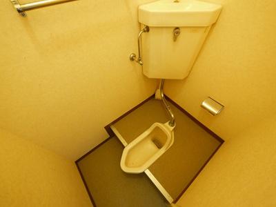 【トイレ】サンふくむらビルⅡ