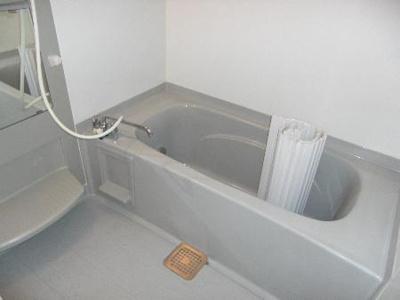 【浴室】コーポラスヒロF