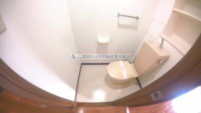 【トイレ】ティーワン鷹殿