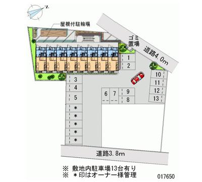 【地図】リバーパーク花見川