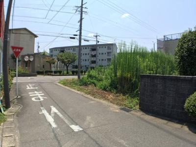 【外観】丹羽郡大口町さつきヶ丘 土地