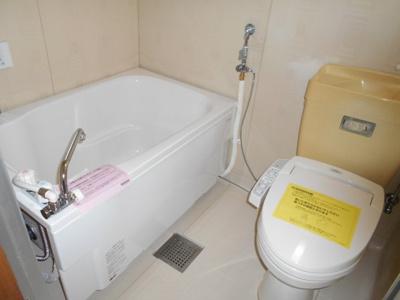 【浴室】つばめハイツ
