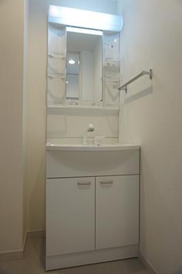 リブリ・ドリームの独立洗面台