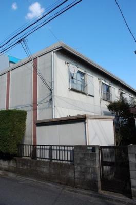 【外観】ブルーインハウス