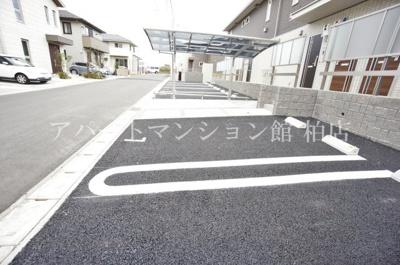 【駐車場】ラ・ベルメール