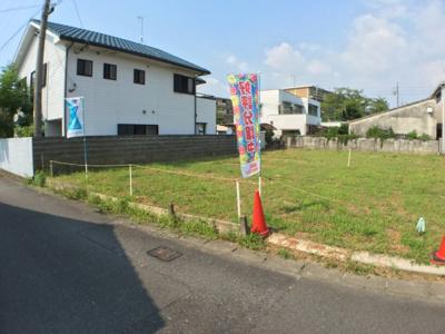 【前面道路含む現地写真】江南市前飛保町寺町 土地