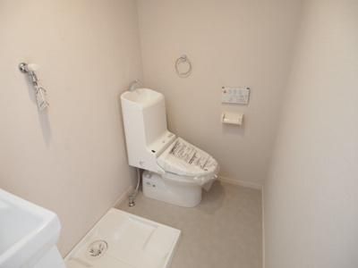 サンクマーレ稲毛のトイレ