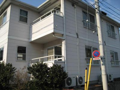 【外観】ストークビレッヂ桜台F棟
