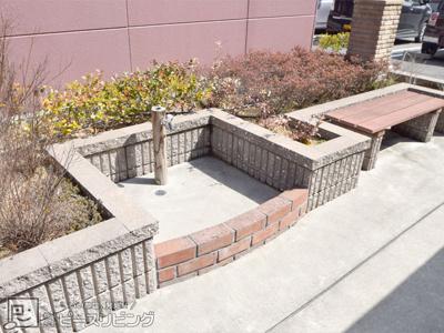 敷地内共用水栓