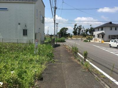 【前面道路含む現地写真】富士見ヶ丘1丁目9番