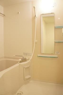 リブリ・みどり野の浴室