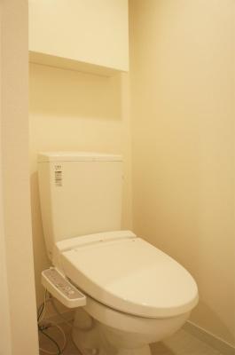 リブリ・みどり野のトイレ
