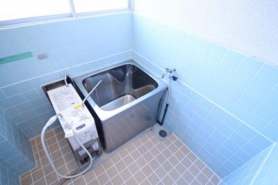 【浴室】コーポラス山本