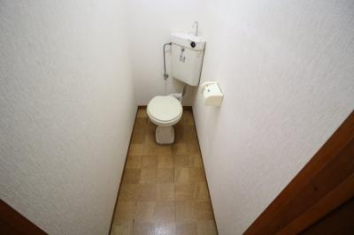 【トイレ】コーポラス山本
