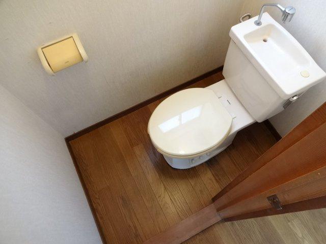 【トイレ】旭ヶ丘3丁目ワンルーム