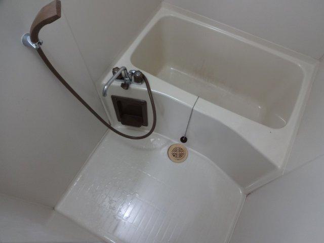 【浴室】旭ヶ丘3丁目ワンルーム