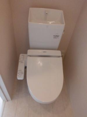 ノースヒルズのトイレ