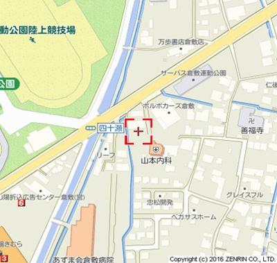 【地図】フォンテーヌ