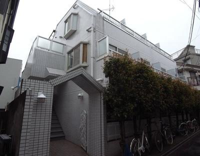ノーブル渋谷本町の外観です。