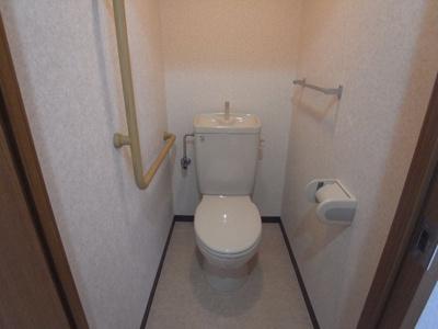 【トイレ】エトワールブリヤンⅡ