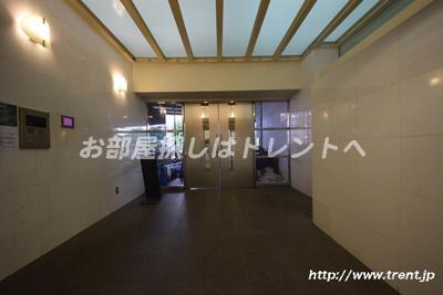 【エントランス】菱和パレス目白台グラーサ