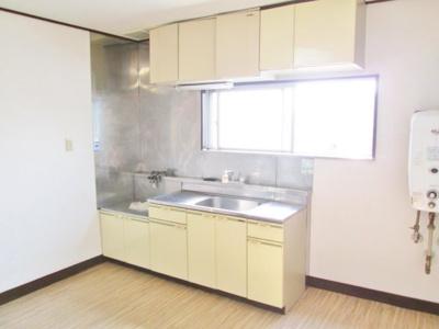【キッチン】第一塩野マンション