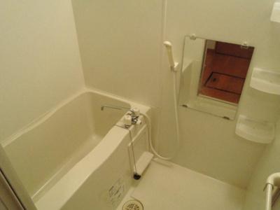 【浴室】ヒューマンヒルズ1