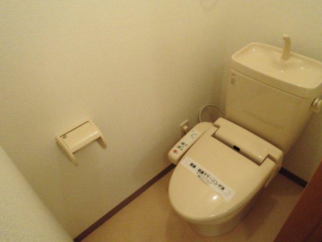【トイレ】ヒューマンヒルズ1