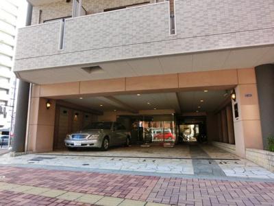 【エントランス】レジディア入谷