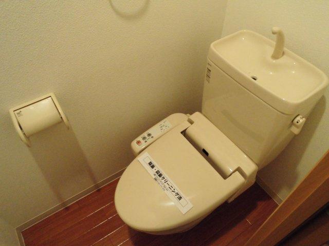 【トイレ】ヒューマンヒルズIII