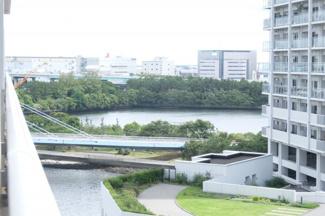 眺望 東京ゲートブリッジ方面を望む