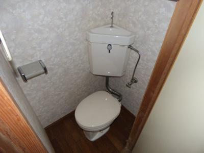 【トイレ】池上貸家(西)