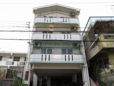 【外観】沖縄総建アパート