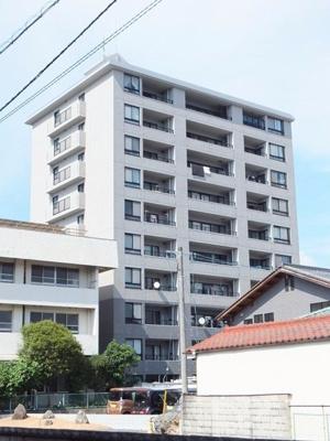 【外観】キャッスルハイツ津山田町