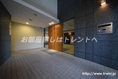 【エントランス】アトラスヒルズ文京白山