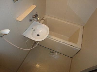 【浴室】マンション西山