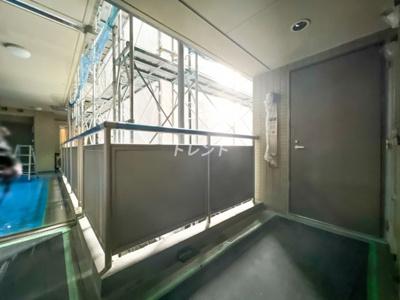 【駐車場】東急ドエルアルス本郷南