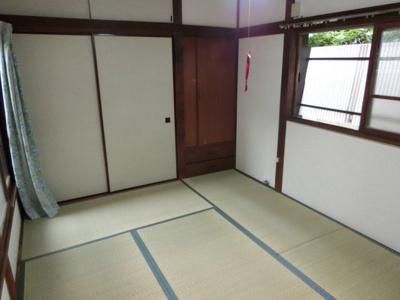 【和室】土屋アパート