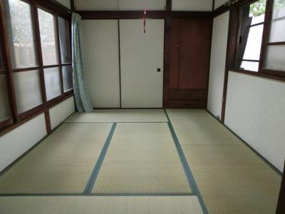 【寝室】土屋アパート