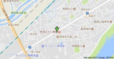 【地図】アトリオM